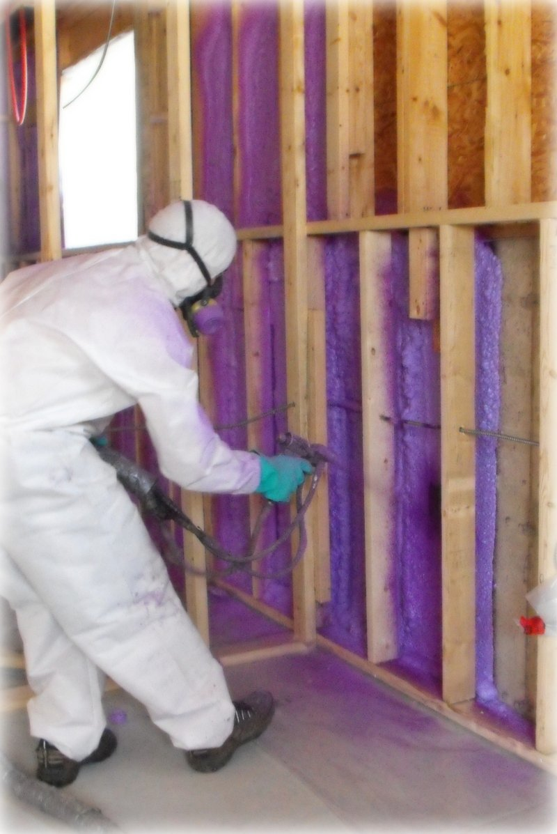 Eco Comfort Spray Foam Insulation Inc Services